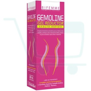 Bifemme Gemoline Multi-Active Firming & Fat Burning Gel