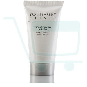 Transparent Clinic Hand Cream with Retinol & Allantoin