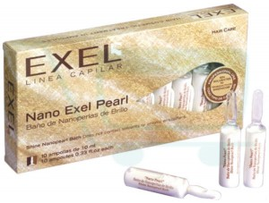 Exel Shine Nanopearl Ampoules