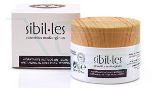 Sibiles Moisturizing Cream with Anti-Aging Ingredients