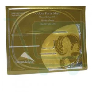 Prisma Natural Facial Mask Gold + Collagen