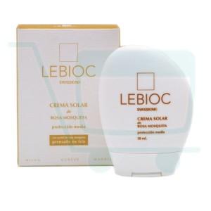 Lebioc Mild Protection (+ 25) Moisturizing Sunscreen