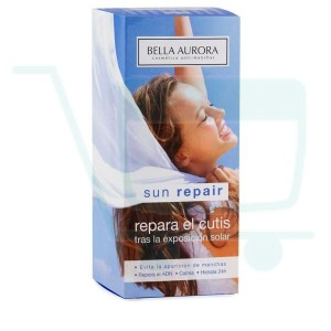 Bella Aurora Sun Repair - After Sun Spot Removing Cream