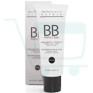 Transparent Clinic BB Cream Perfect Skin Natural Tone (Darker Skin)