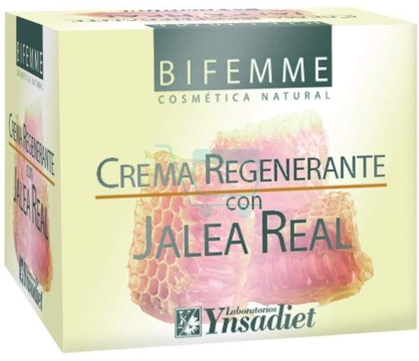 Bifemme Regenerating & Nourishing Cream with Royal Jelly