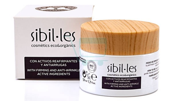 Sibiles Day Cream with Firming & Anti-Wrinkle Ingredients