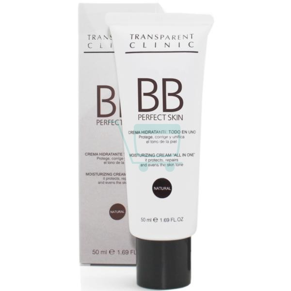 Transparent Clinic BB Cream Perfect Skin Natural Tone (Darker Skin)