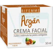 Bifemme Argan Oil Cream - Nourishing & Revitalizing