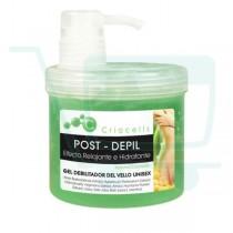 Criacells Post-Epil Hair Growth Retarding Gel 500 ML / 16.90 FL OZ