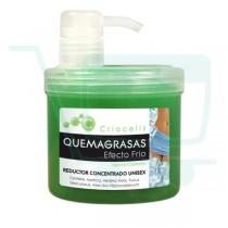 Criacells Cold Effect Fat Burner - Gel 500 ml / 16.90 fl oz