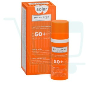 Bella Aurora Sunscreen SPF 50+