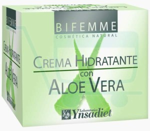 Bifemme Moisturizing Cream with Aloe Vera