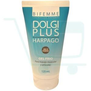 Bifemme Dolgi Plus Cold Gel with Harpagophytum (Devil's Claw)