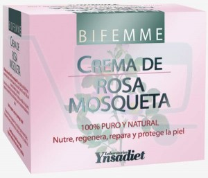 Bifemme Regenerating Rose Hip Cream