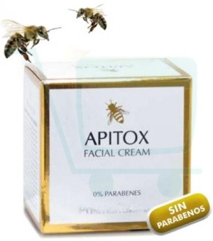 Apitox Facial Cream - Anti-Aging Cream with Apitoxin (Bee Venom)