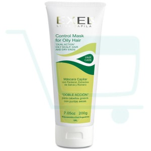 Exel Control Mask for Oily Hair