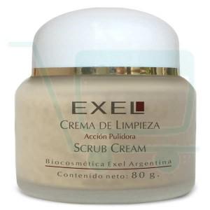 Exel Scrub Cream