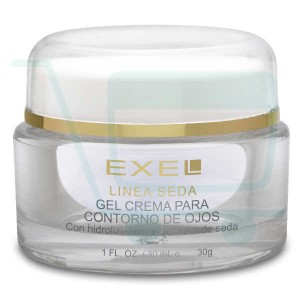 Exel Silk Eye Contour Gel-Cream