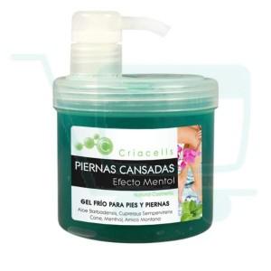 Criacells Anti Tired Legs Gel 500 ml / 16.90 fl oz