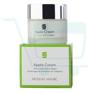 Holiday Magic Anti Wrinkle Moisturizing Apple Cream