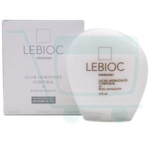 Lebioc Moisturizing Body Milk