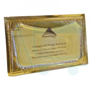 Prisma Natural Gold Collagen Neck Mask