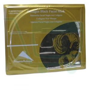 Prisma Natural Black Facial Mask - Relaxing with Collagen + Hyaluronic + Allantoin + Azelaic Acid