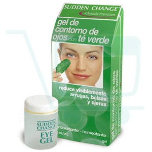 Sudden Change Eye Contour Gel with Green Tea