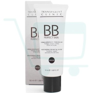 Transparent Clinic Perfect Skin BB Cream Medium Tone (Pale Skin)